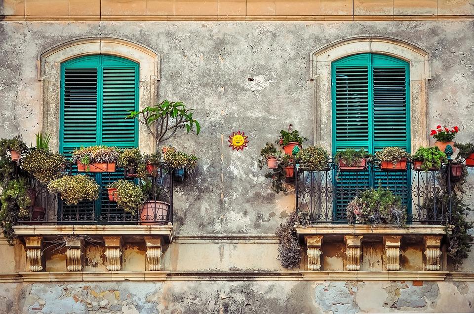 terrassedør
